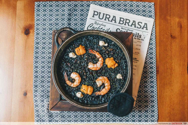 pura brasa new restaurants april 2021