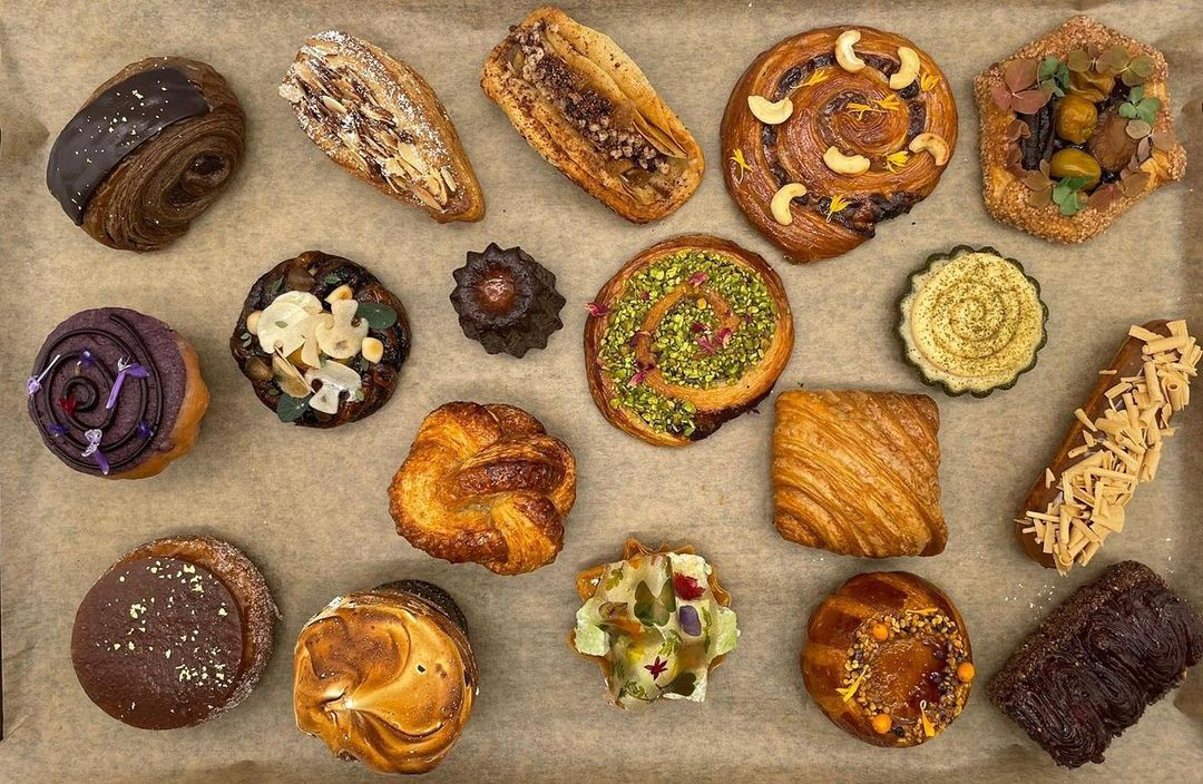 le matin pastries
