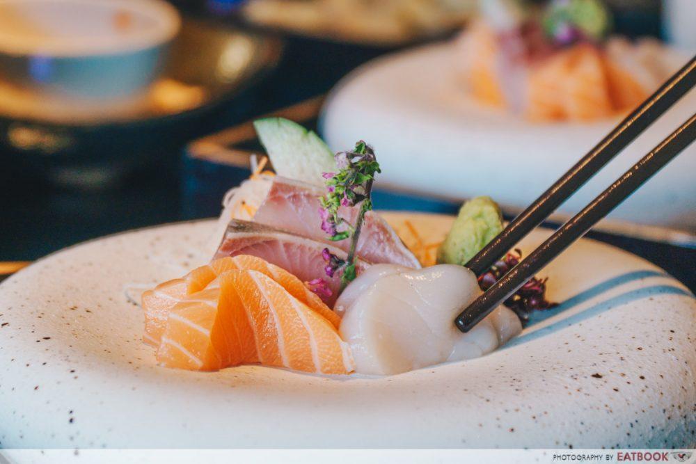 mikuni 1-for-1 citi cards sashimi