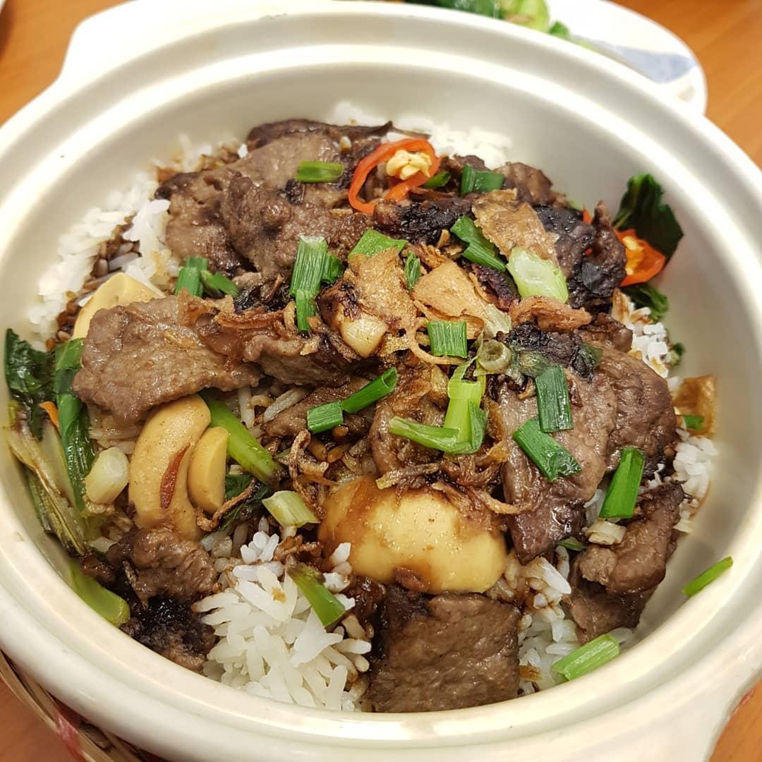 selera cuppage claypot rice singapore