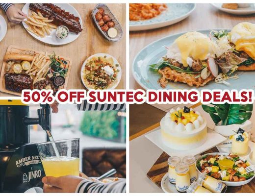 suntec dining deals