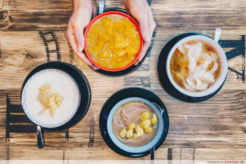 tian wang desserts
