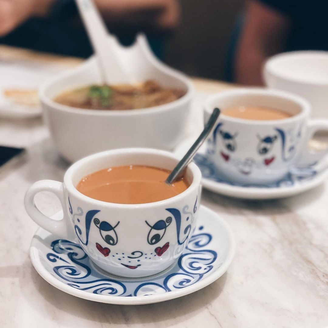 tsui wah hot drinks
