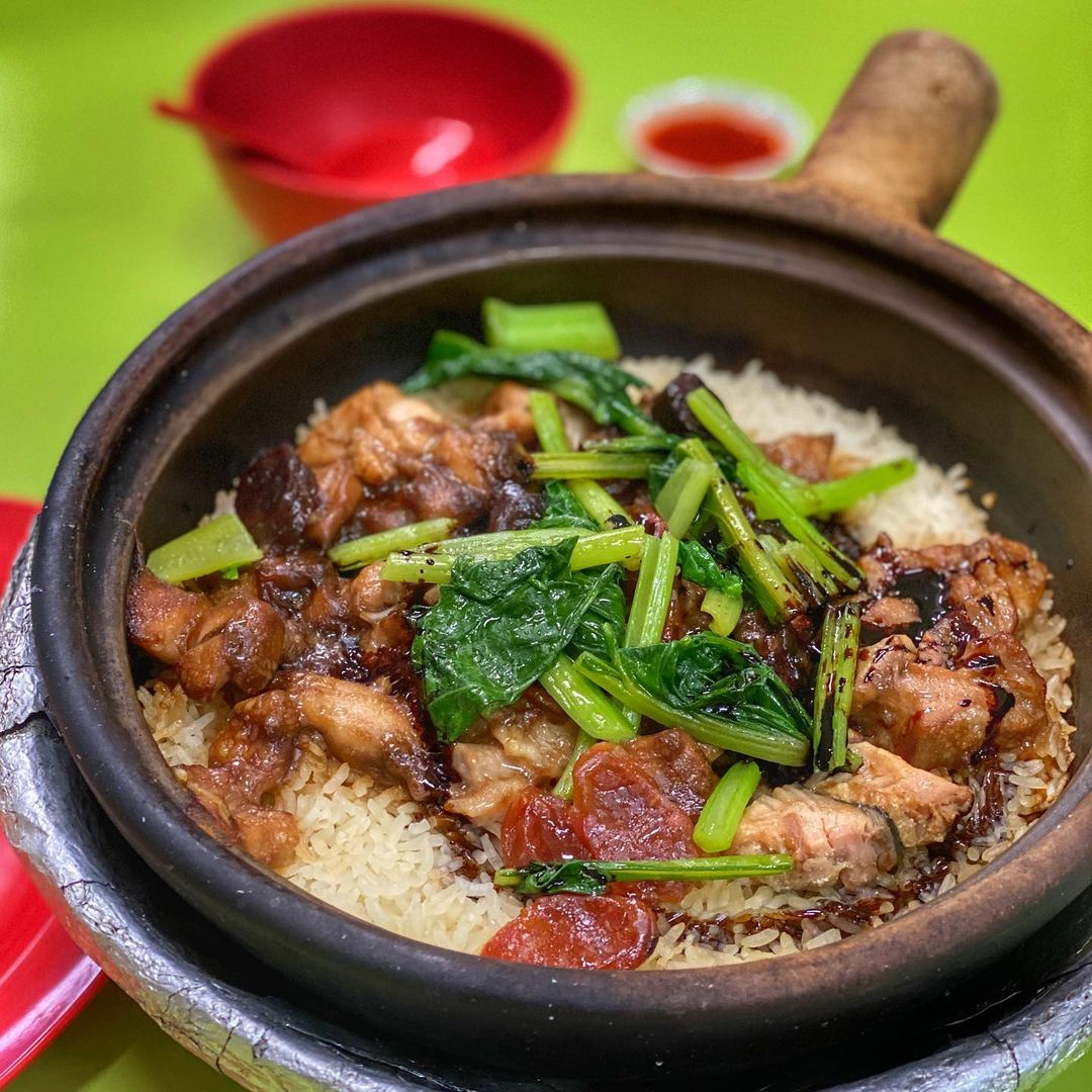 yew chuan claypot rice singapore