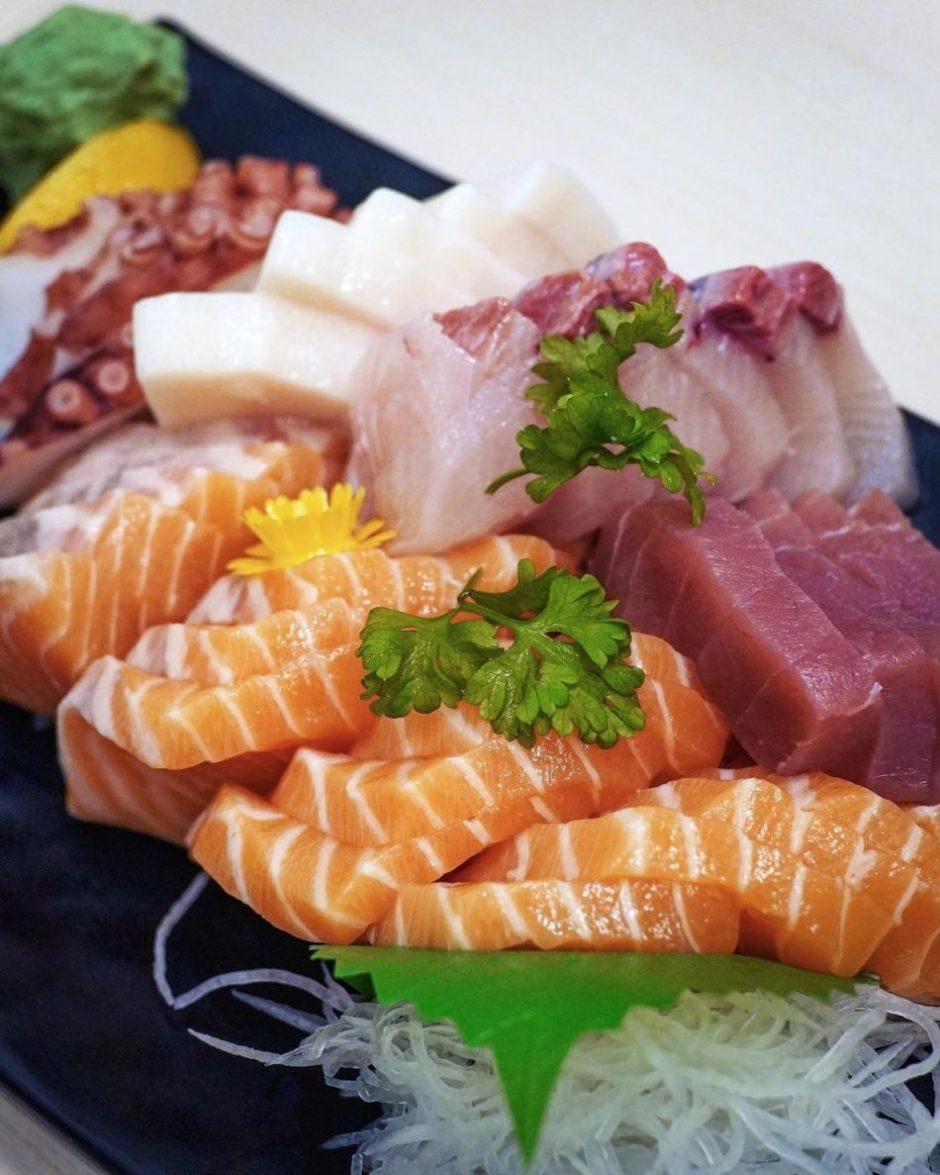 KUMO JAPANESE DINING SASHIMI