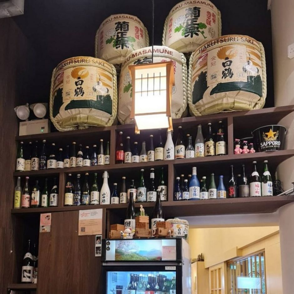 KUMO JAPANESE DINING AMBIENCE
