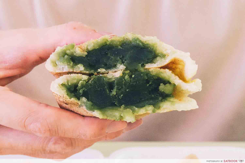682 Min Jiang Kueh - green tea