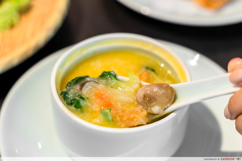 superior pumpkin porridge