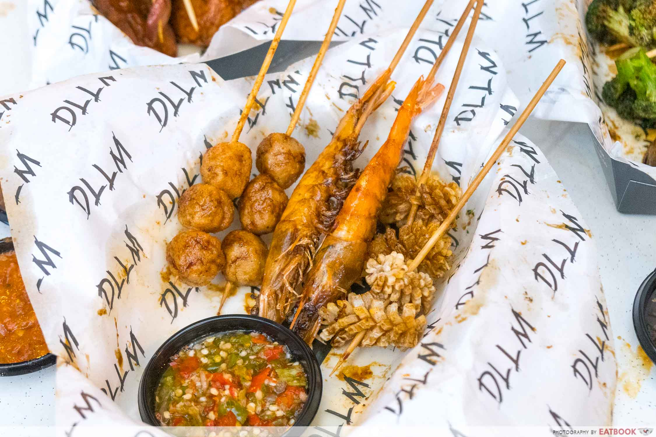 DLLM Lok Lok - seafood category