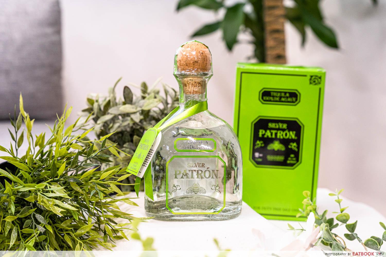 dfs cocktail festival patron silver