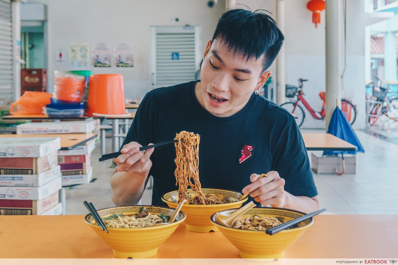 Da Shao Chong Qing Xiao Mian - verdict