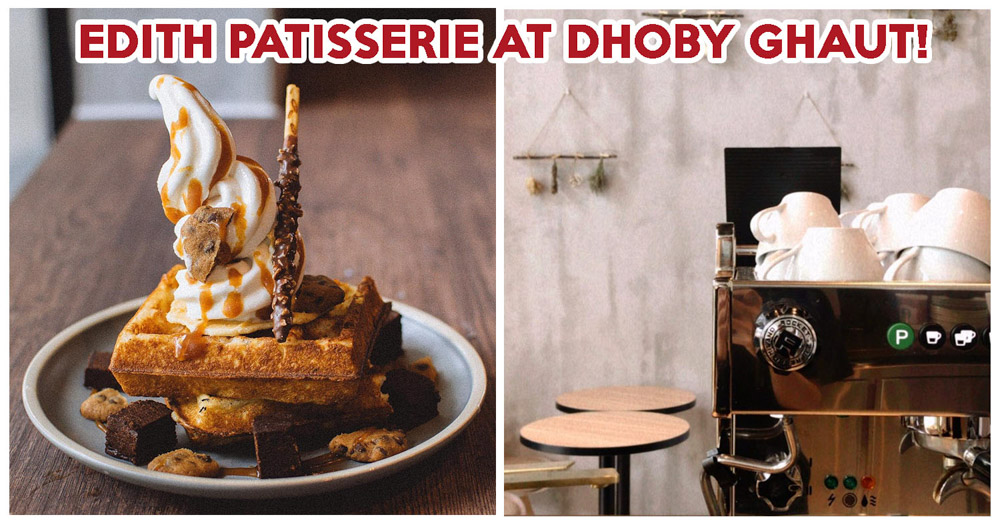 Edith patisserie - feature image
