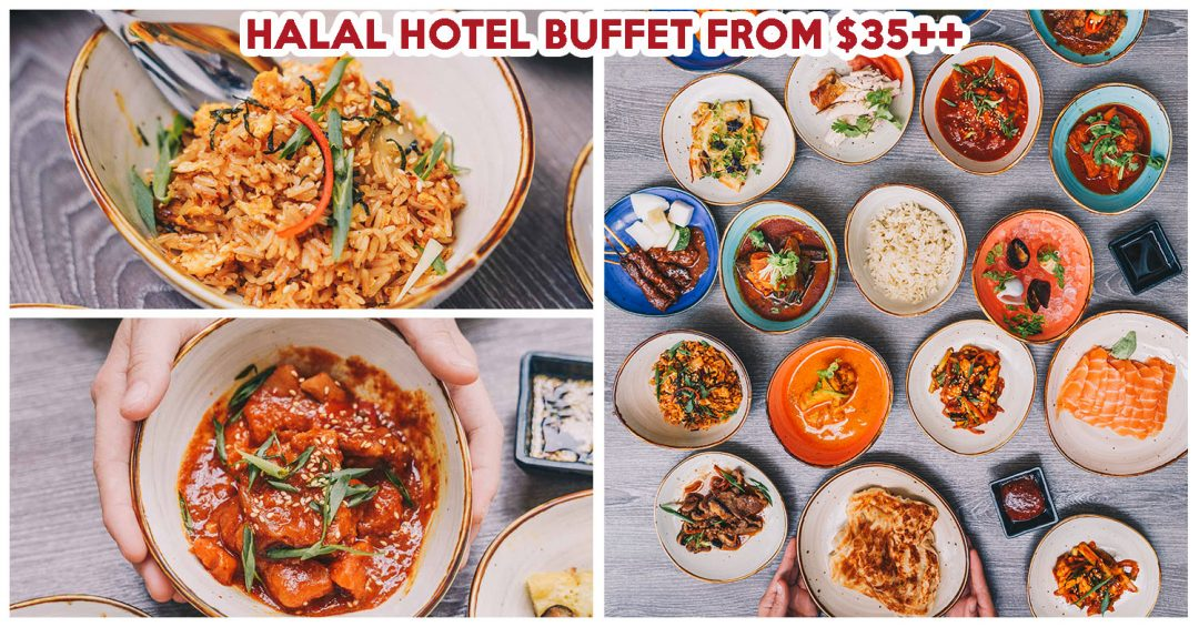 HOLIDAY INN RAMADAN BUFFET
