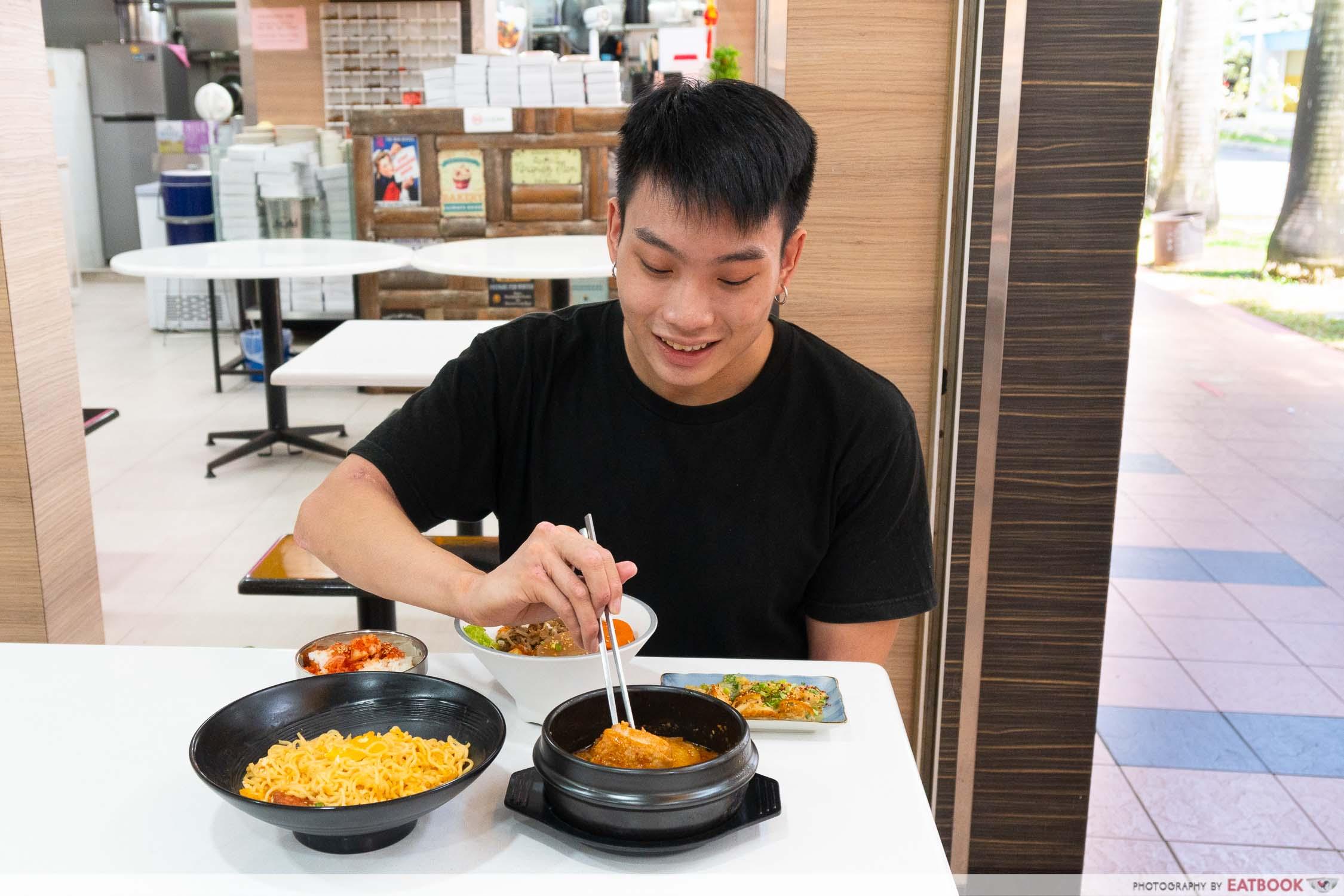 Hungry Korean - verdict