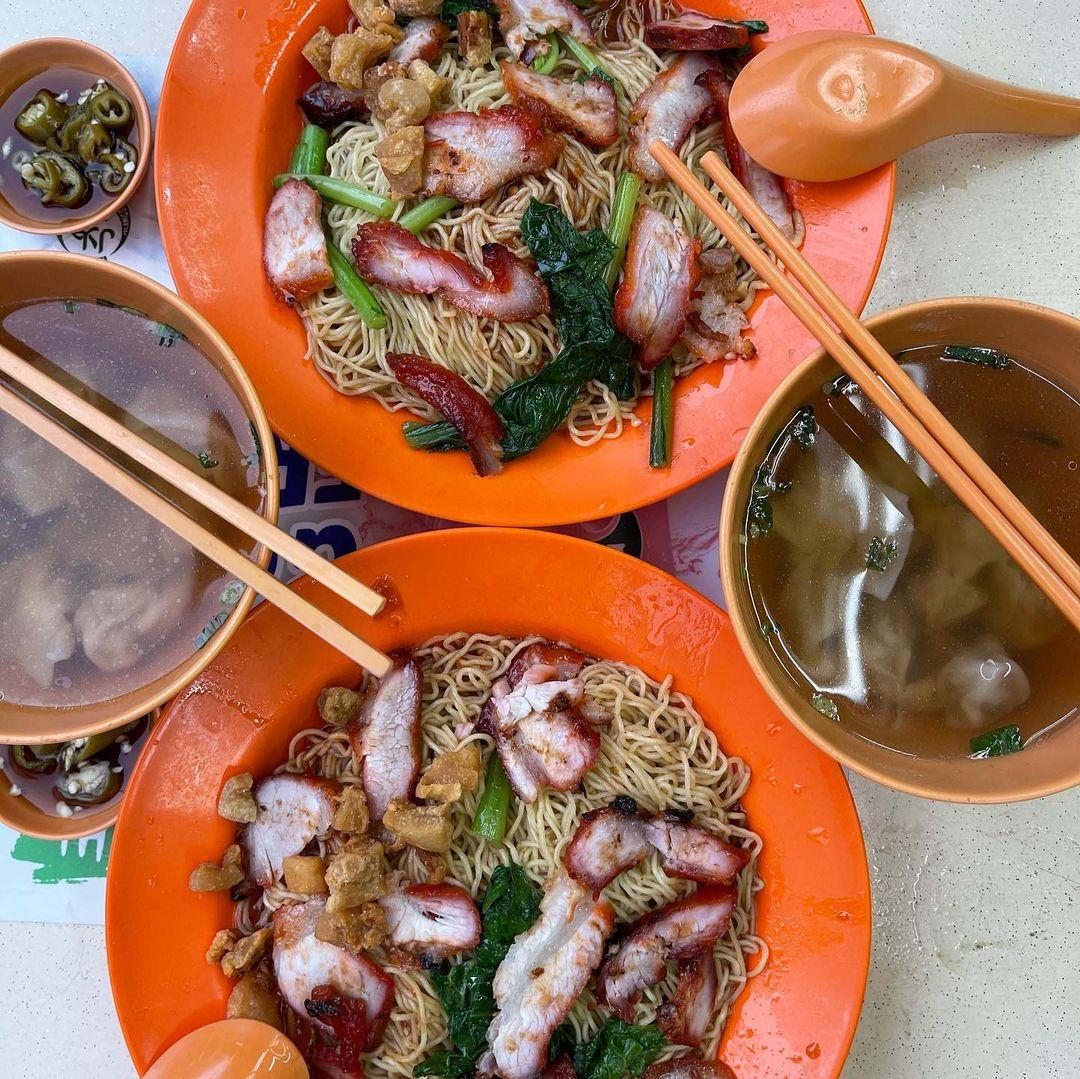 koung's wan tan noodles