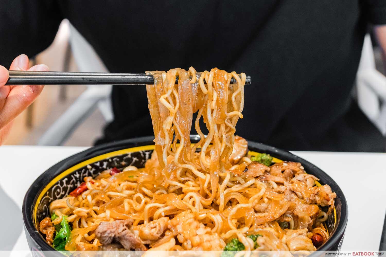 MXG Classics - flat noodle pull