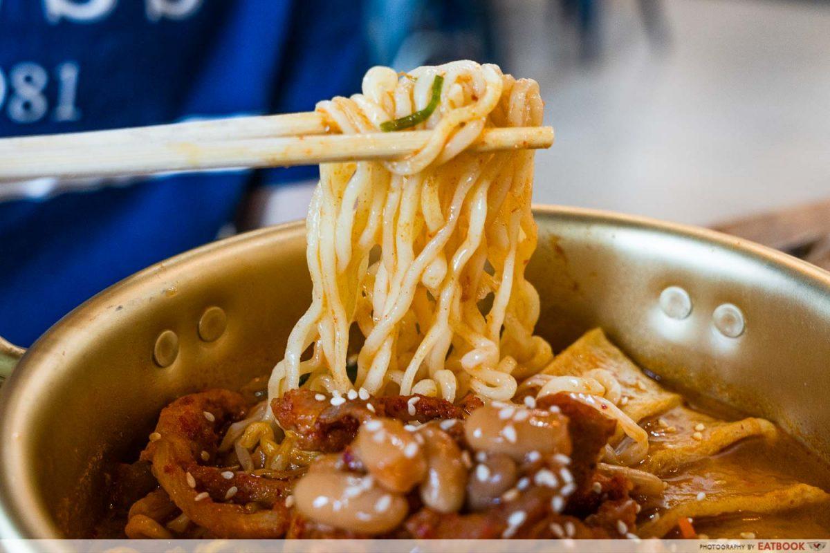 GOGIYO SPICY CHICKEN NOODLES