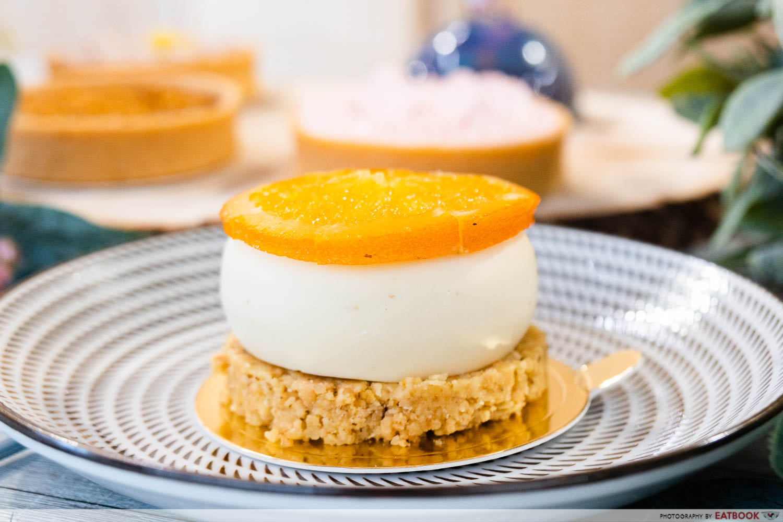 chamomile cheesecake rachelrax cakes