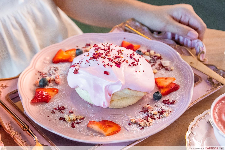 a beautiful day bandung pancakes
