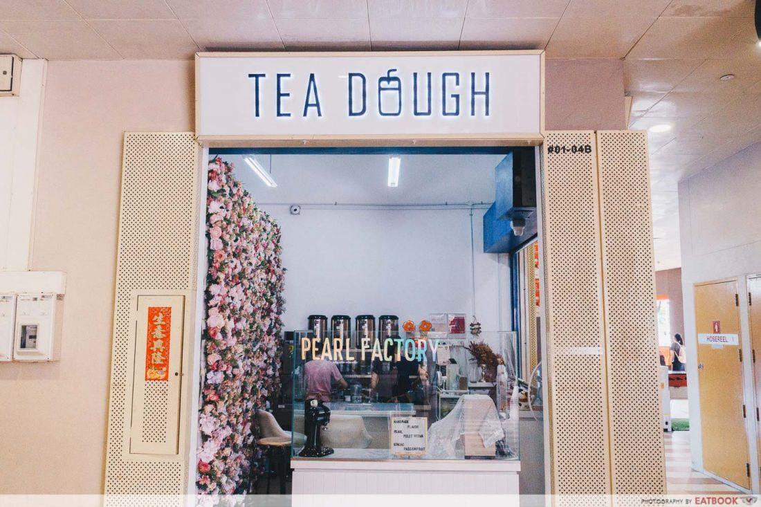TEA DOUGH AMBIENCE