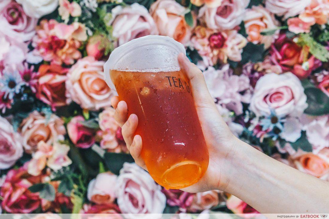 TEA DOUGH AFTERNOON TEA INTERACT