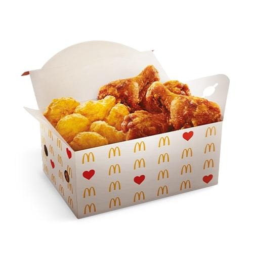McDonald's Sharing Box D