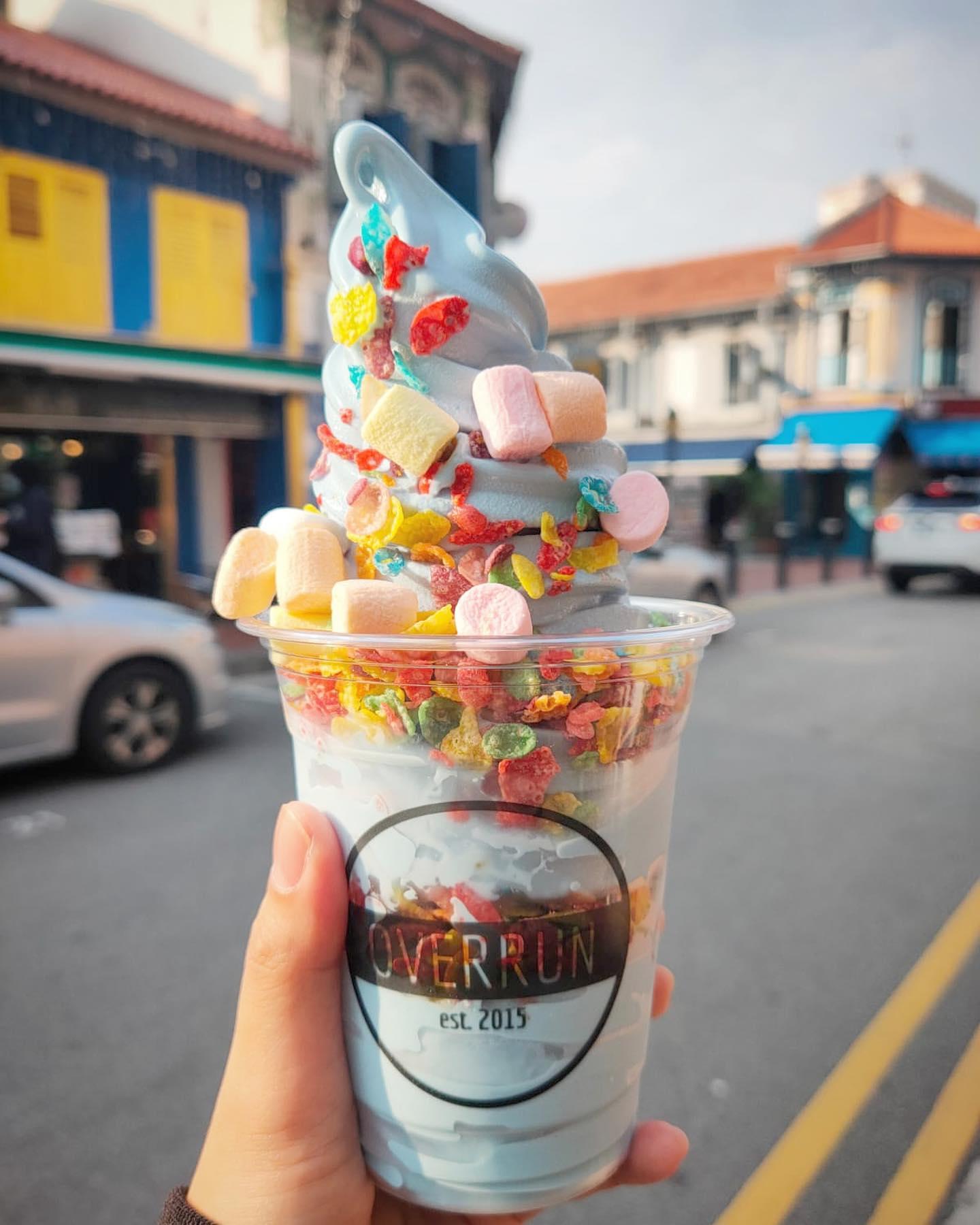 bubblegum ice cream overrun sg
