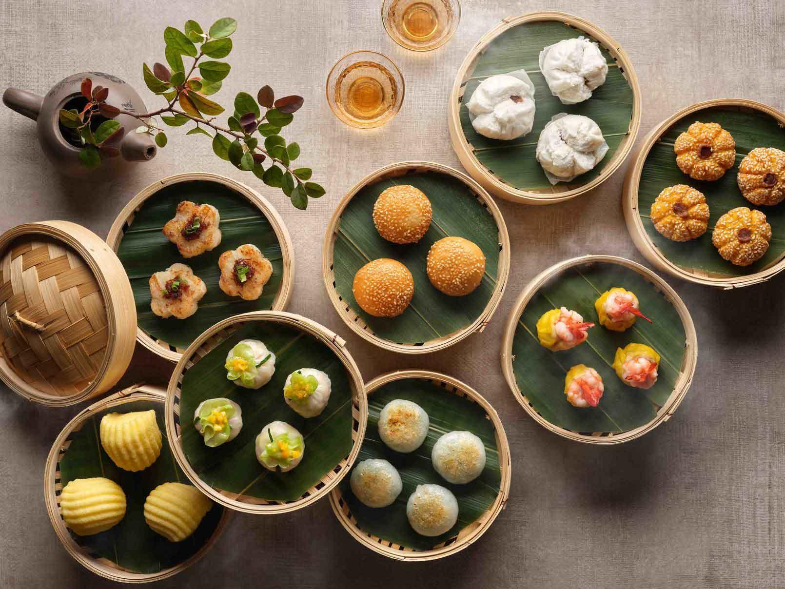 dim sum 101 - Si Chuan Dou Hua Restaurant