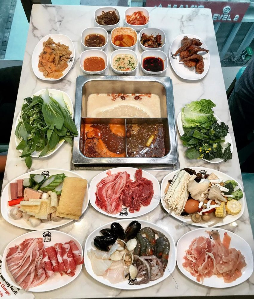 gorogoro hotpot buffet