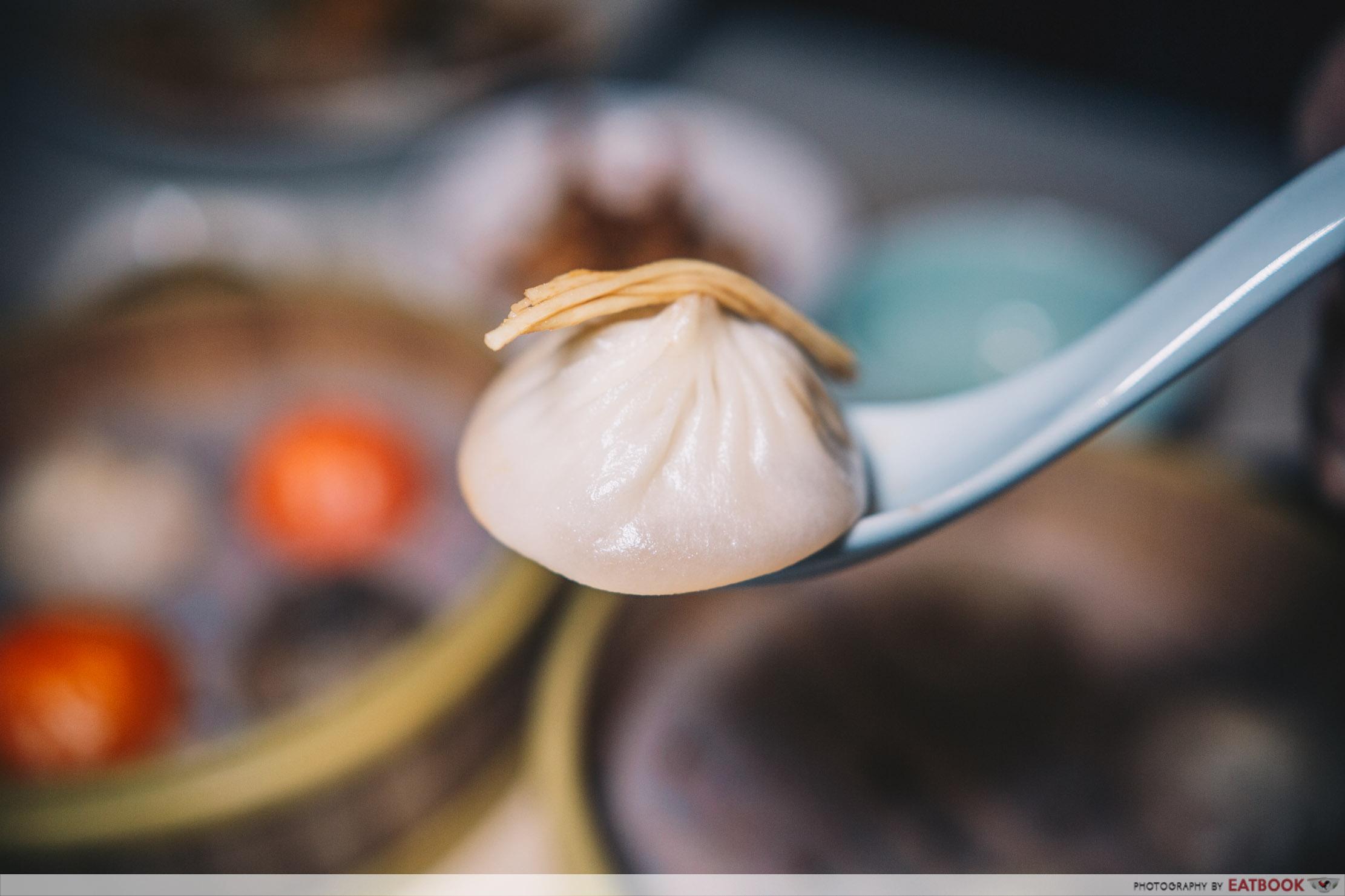 guide to dim sum - xiao long bao