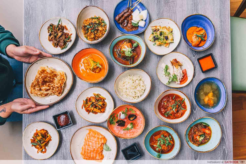 holiday inn singapore atrium ramadan buffet 2021