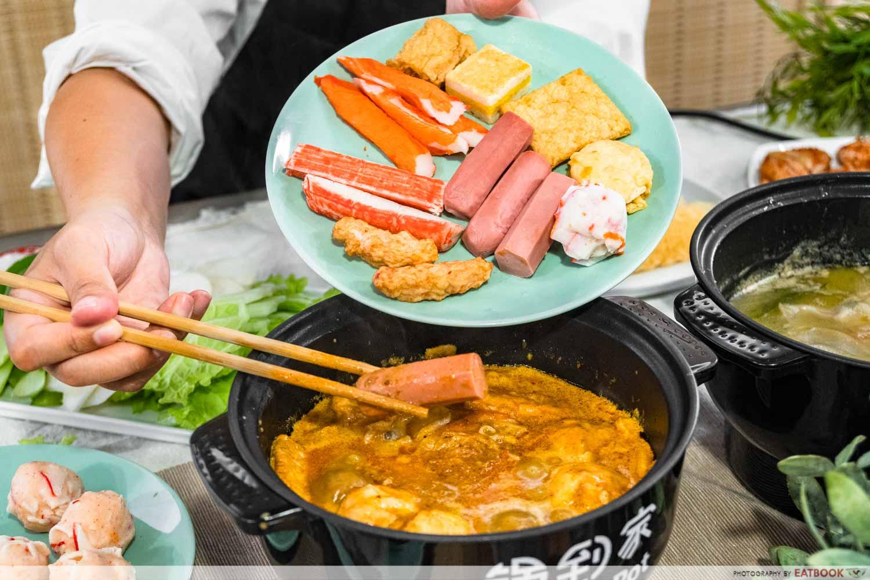 homelypot processed platter