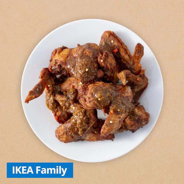 ikea chicken wings