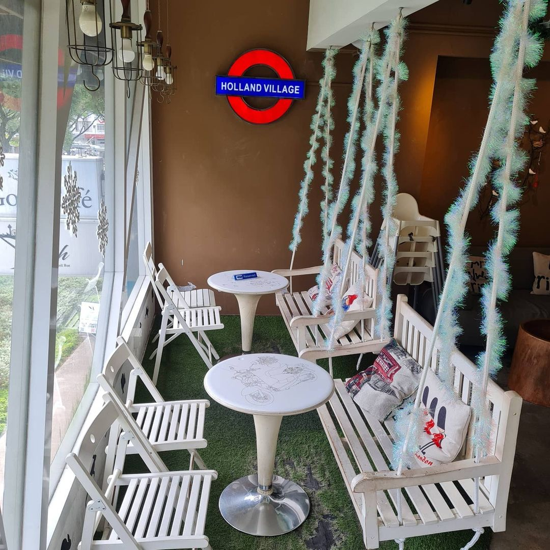 dgood cafes singapore