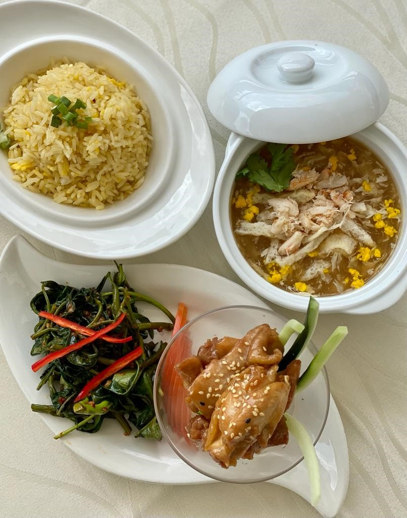 house of seafood clarke quay lunch sets