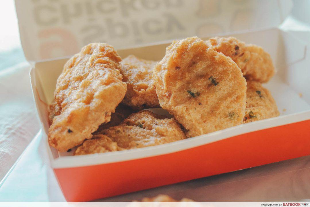 mcdonalds gula melaka ice cream nuggets