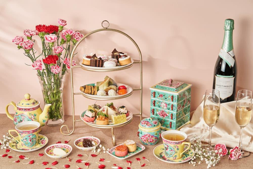 mothers day high tea 2021 shangrila