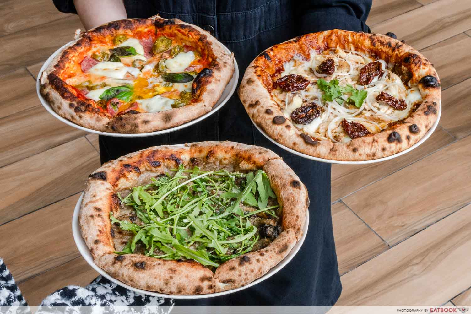 new restaurants may 2021 - woodfired kitchen pizzas
