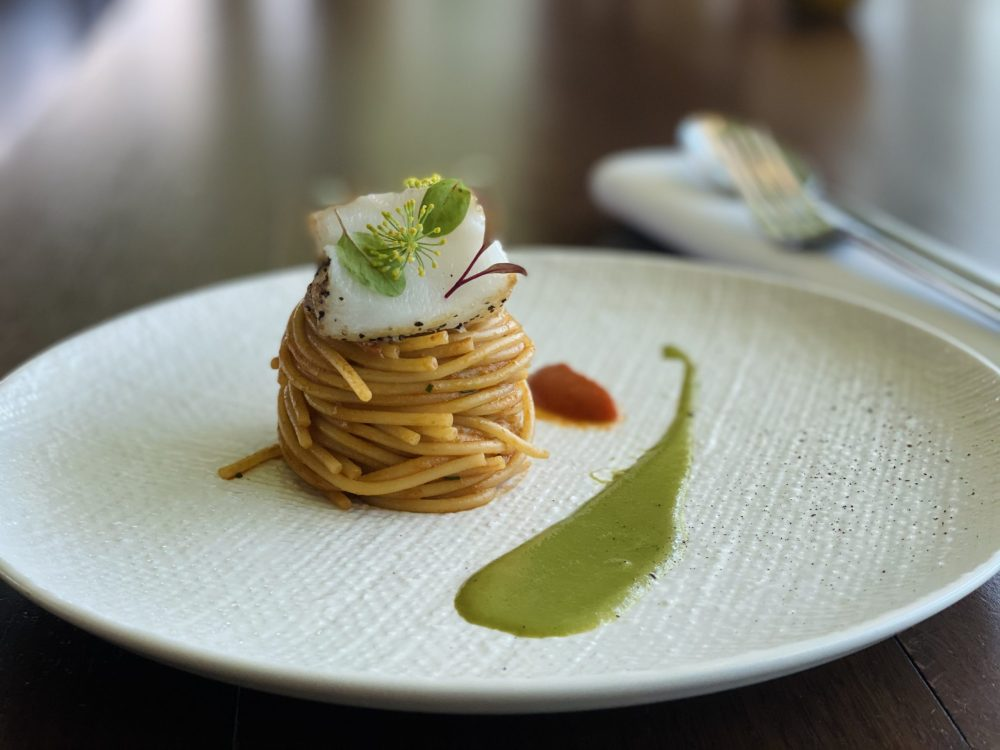 zafferano mothers day spaghetti