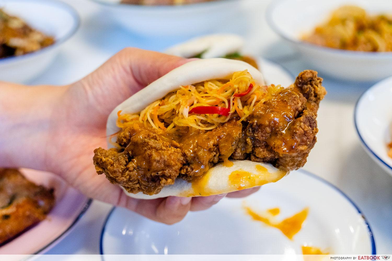 Abundance - Crispy Chicken Bun