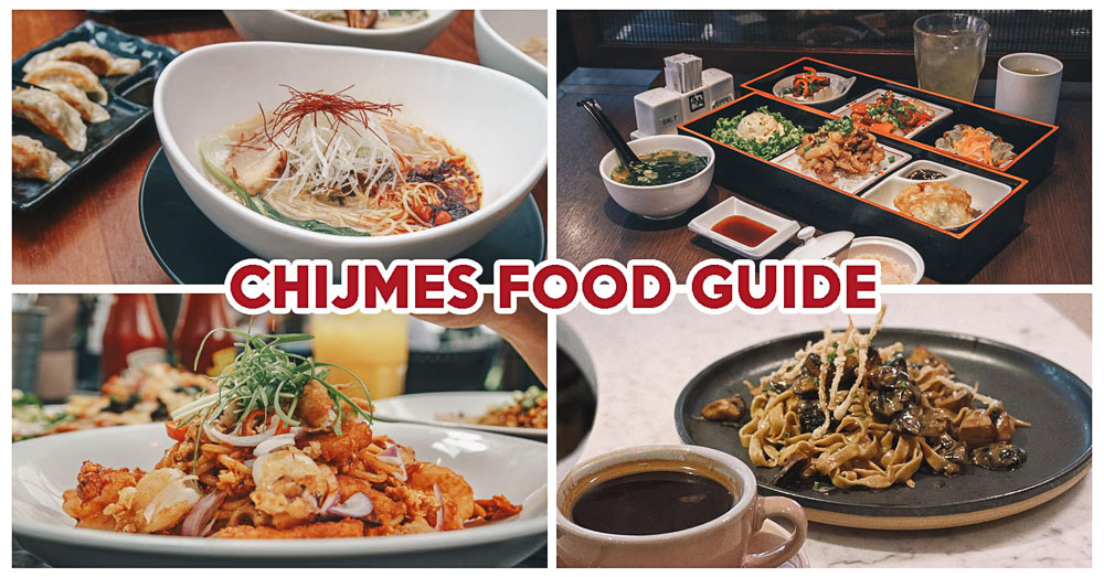 CHIJMES Food Guide - feature image