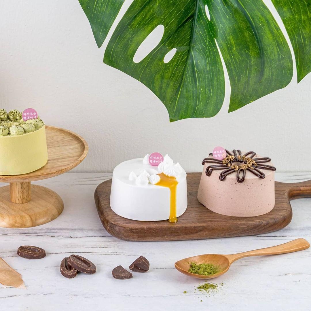 Haengbok Cakeyo - Mini Chiffon Cake