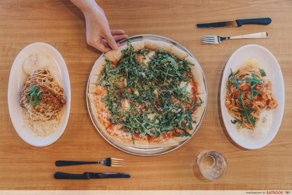 Pizza Delivery - italian osteria x