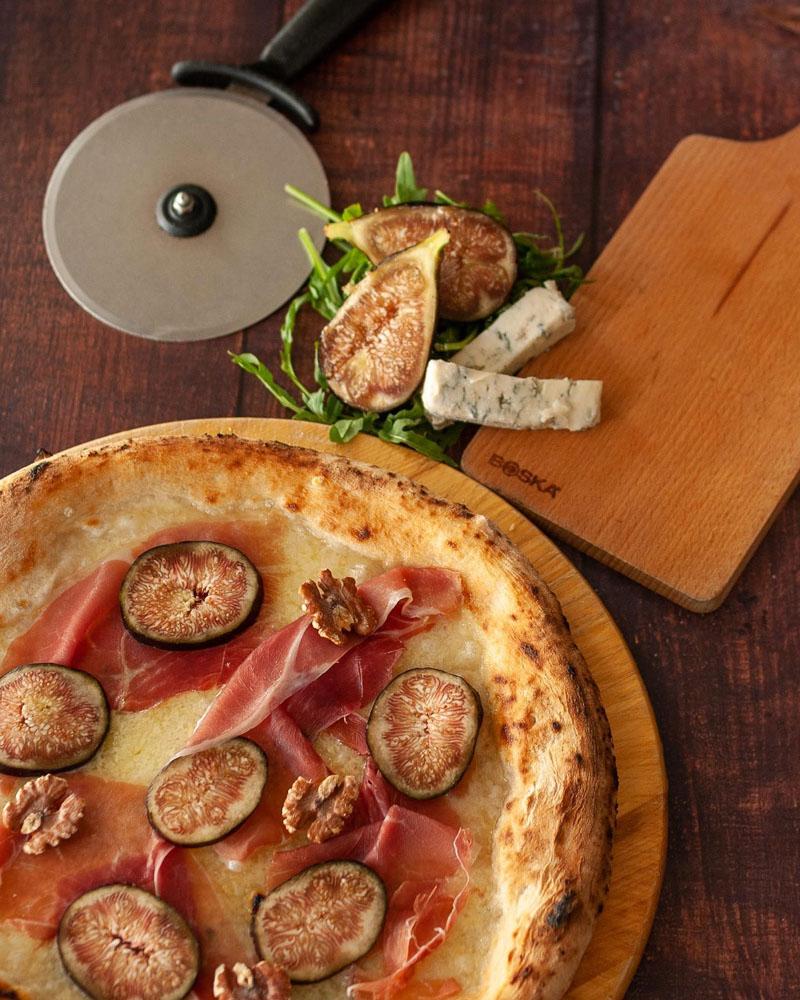 Pizza Delivery - pizza fabbrica