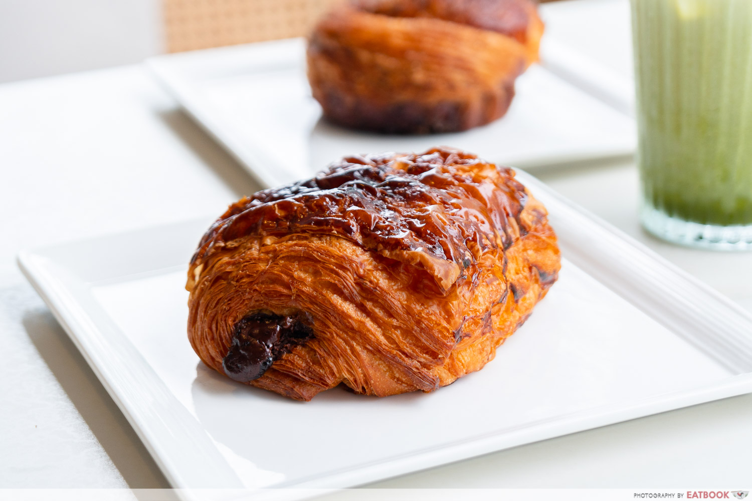anther by glasshouse - pain au chocolat
