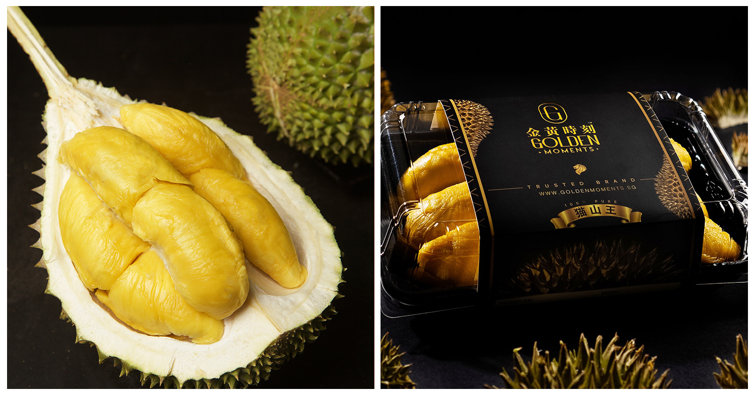 durian delivery golden moments