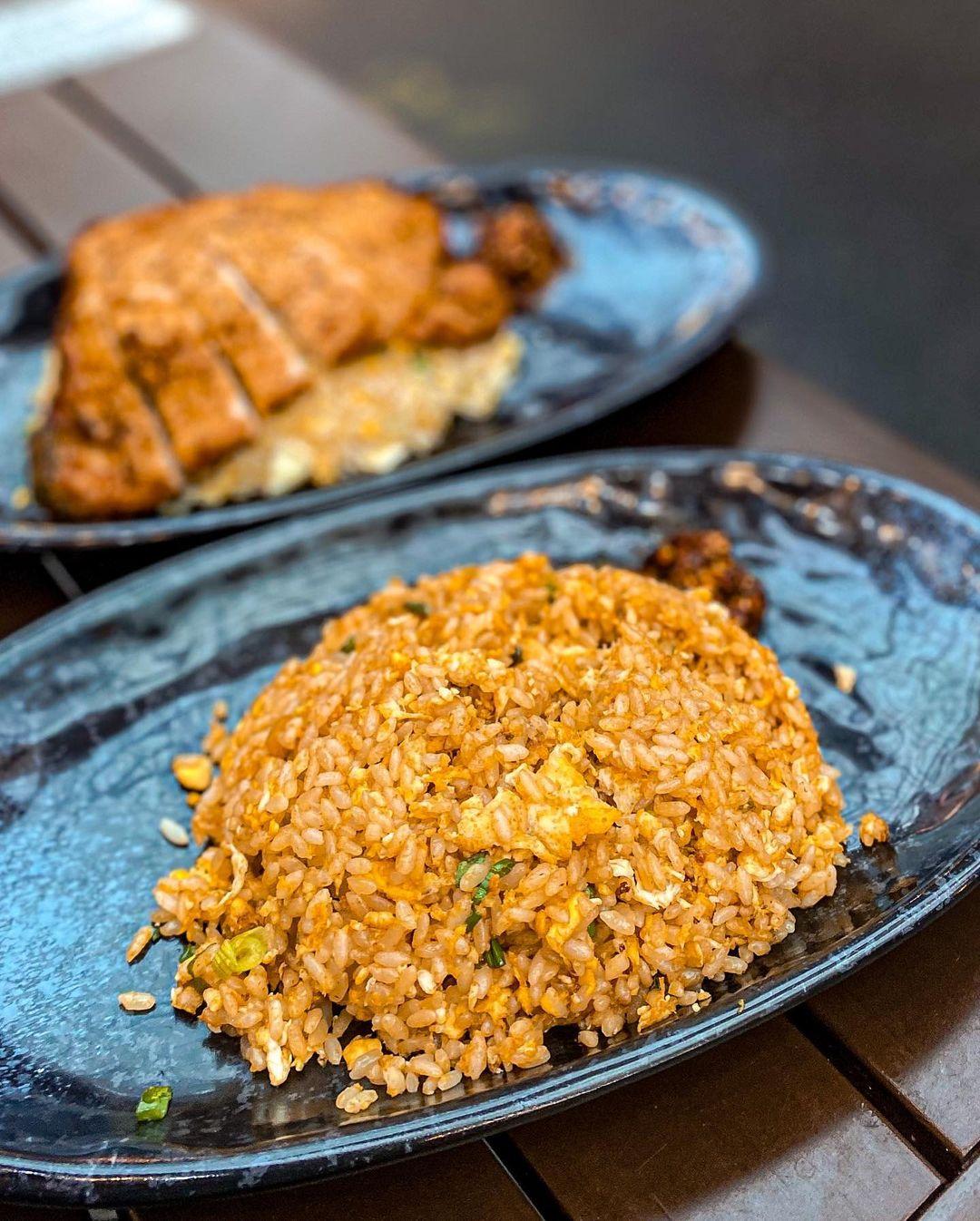 king of fried rice - tom yum