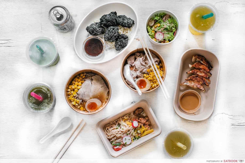 new restaurants june 2021 - menbaka ramen