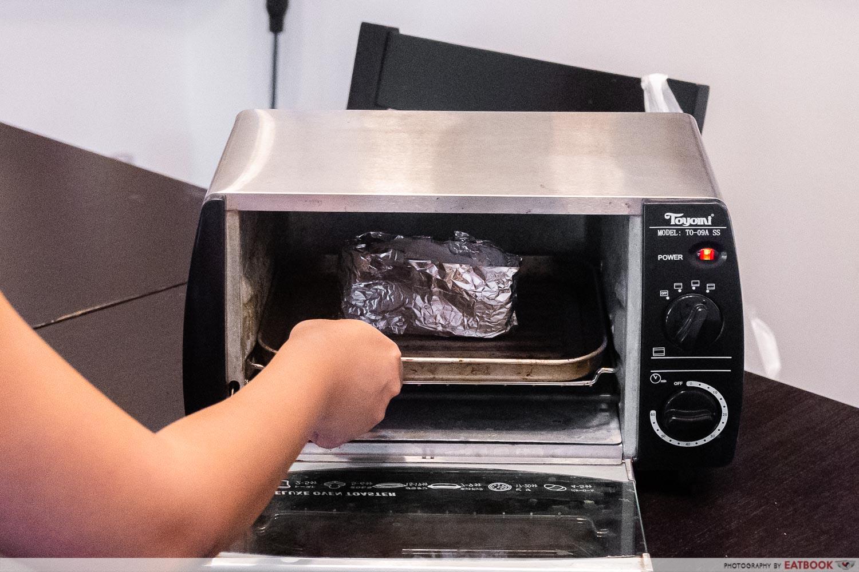 roast pork recipe - toaster oven roast pork
