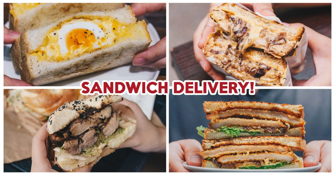 sandwich delivery - feature pic